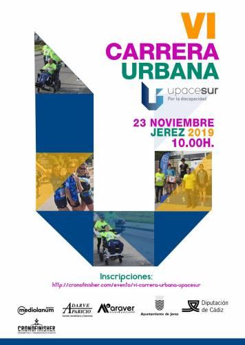 VI Carrera Urbana UPACESUR con Banco Mediolanum