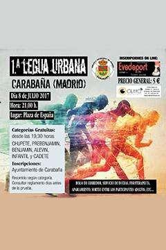 I Legua Urbana de Carabaña