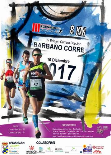 IV Carrera Popular Barbaño Corre