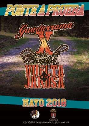 Carrera X Vuelta a la Jarosa