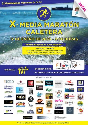 X Media Maratón Caletera