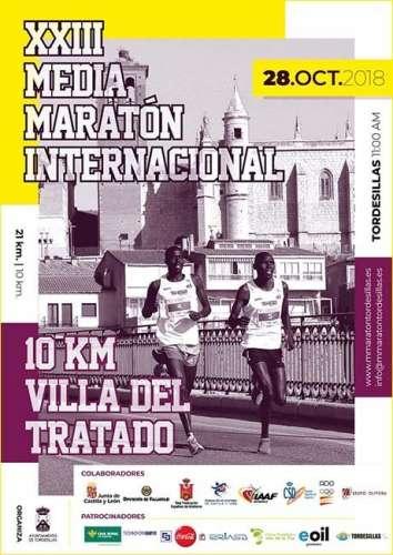 Carrera XXIII Media Maratón Internacional