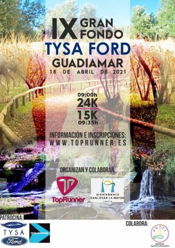 IX Gran Fondo del Guadiamar
