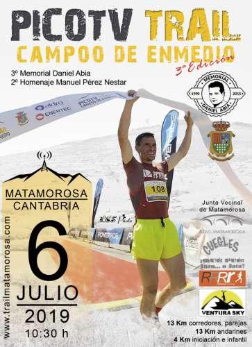 III PicoTV Trail Campoo de Enmedio