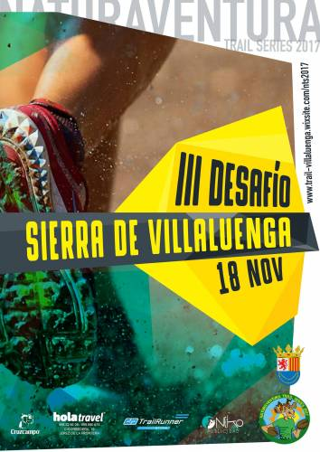 III Trail Desafío Sierra de Villaluenga