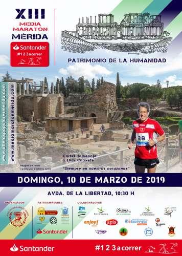 XIII Media Maratón Mérida