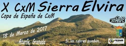 X CxM Sierra Elvira