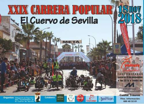 XXIX Carrera Popular El Cuervo