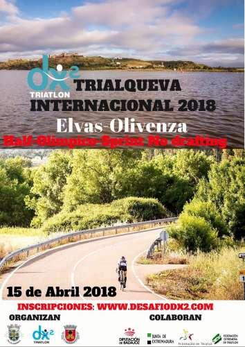 III Dx2 Triatlón TriAlqueva Internacional 2018