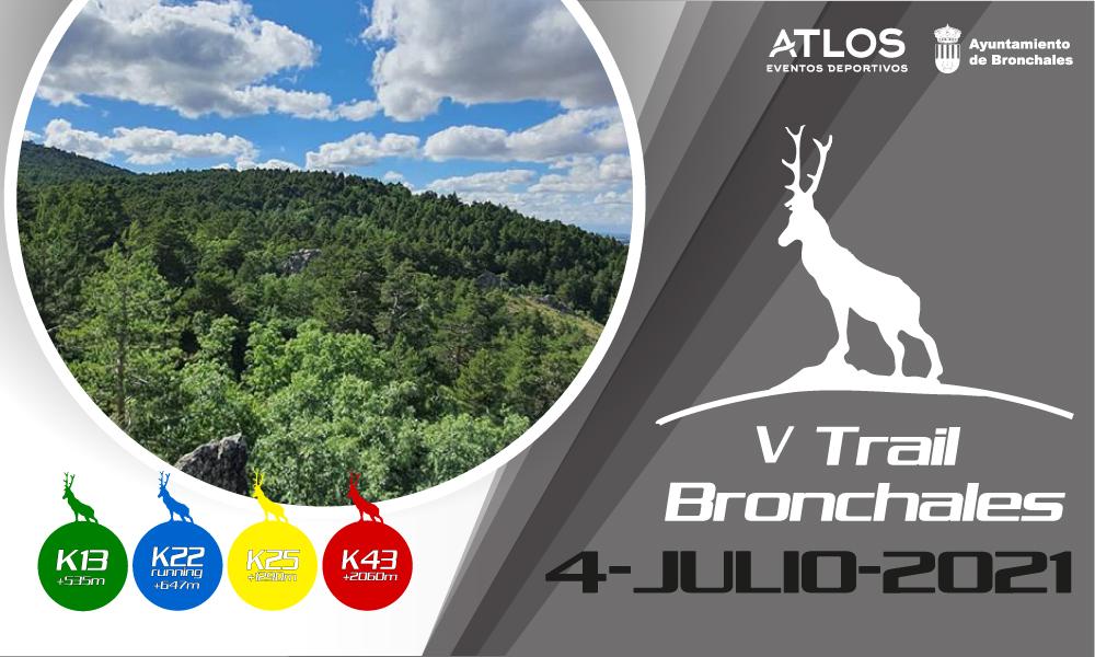 V Trail Bronchales