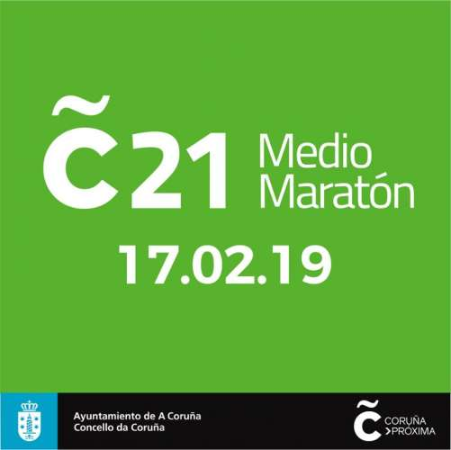 Coruña 21 Media Maratón A Coruña