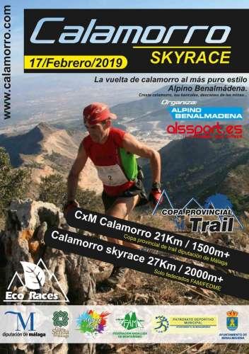 Carrera de Monta�a XI CxM Calamorro