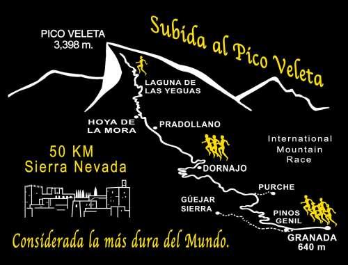 Carrera XXXIV Subida al Pico del Veleta