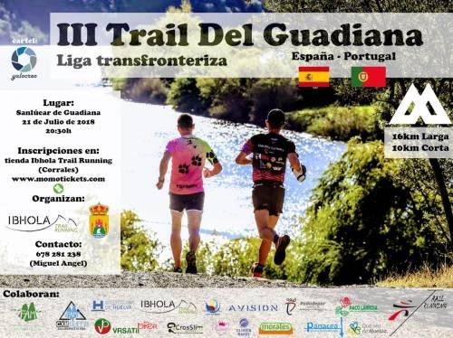 III Trail del Guadiana