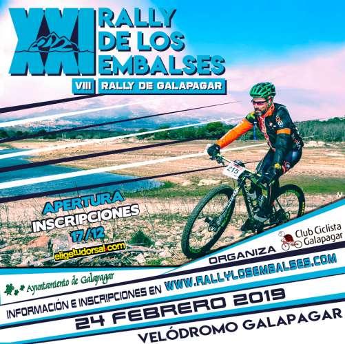 XXI Rally de los Embalses