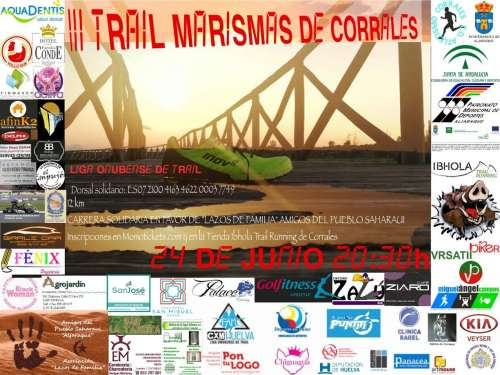 III Trail Marismas de Corrales