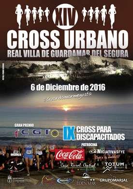 XIV Cross Urbano Guardamar del Segura