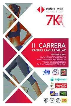 II Carrera Raquel Lavilla Villar