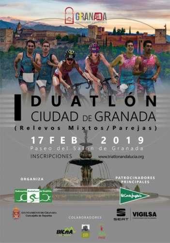 Duatl�n I Duatl�n Ciudad de Granada (Relevos mixtos y parejas)