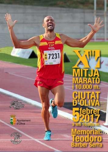 XV Media Maratón Ciudad de Oliva