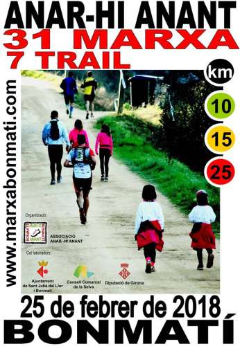 Carrera Trail Anar-hi Anant 2018
