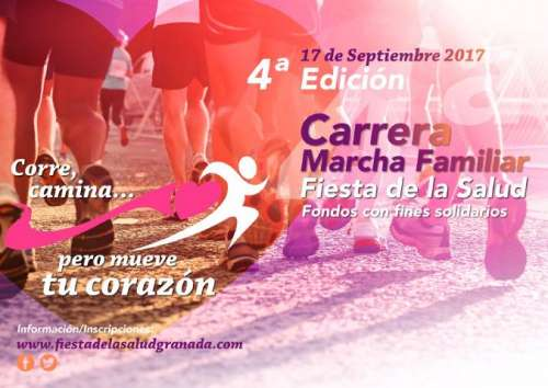 4ª Carrera Marcha Familiar Fiesta de la Salud