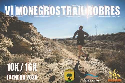 VI Monegros Trail Robres