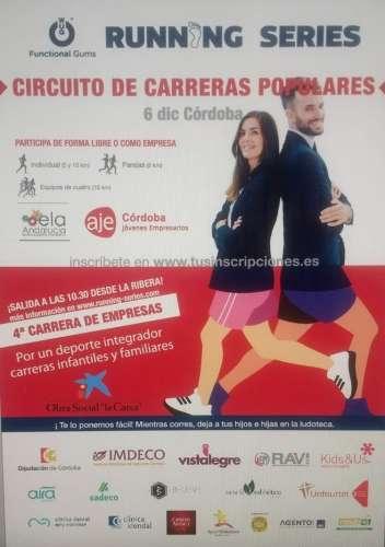 Wug Running Series AJE Córdoba