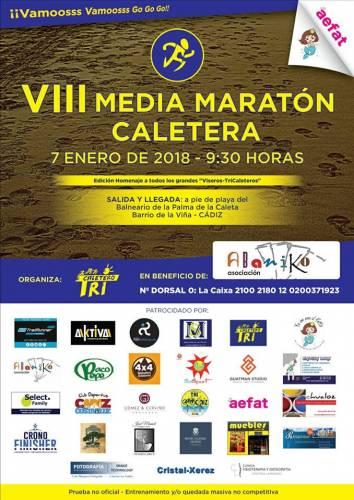 VIII Media Maratón Caletera