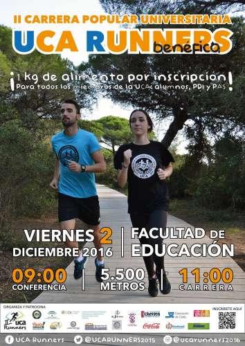 II UCA Runners