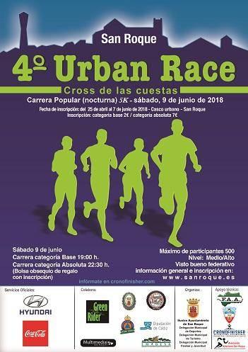 IV Urban Race - Cross de las Cuestas