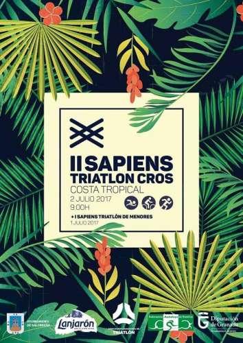 II Sapiens Triatlón Cross Costa Tropical