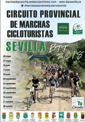 XXIII Marcha Cicloturista Caminos del Aljarafe