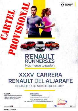 XXXV Carrera Renault del Aljarafe