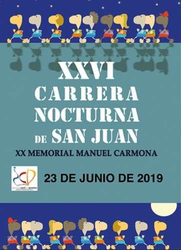 XXVI Carrera Nocturna de San Juan