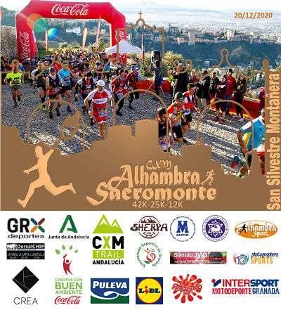 Carrera VI CxM Alhambra & Sacromonte