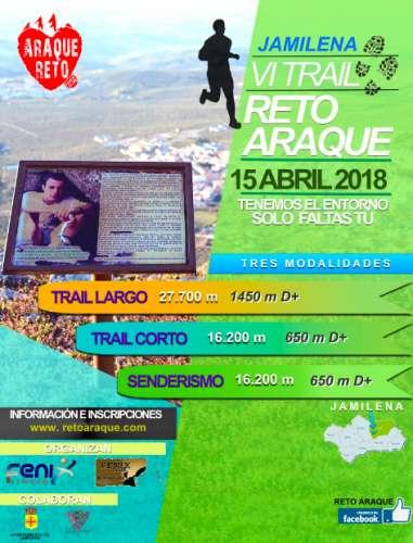VI Trail Reto Araque