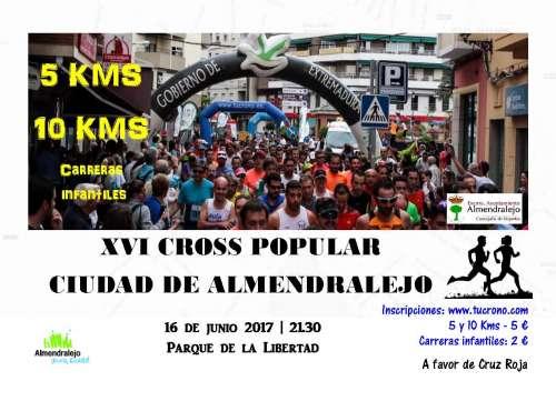 XVI Cross Popular Ciudad de Almendralejo