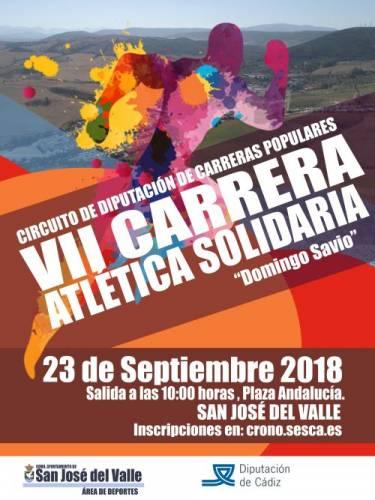 VII Carrera Solidaria Domingo Savio