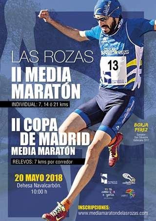 II Media Maratón de Las Rozas