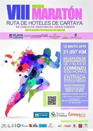 VIII Media Maratón Ruta de los Hoteles de Cartaya