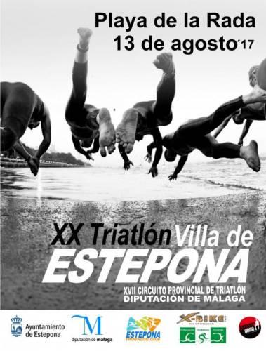 XX Triatlón Villa De Estepona