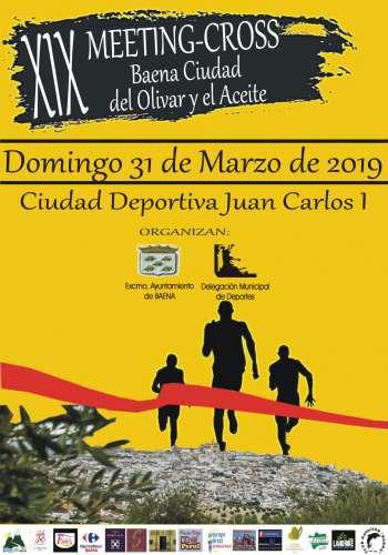 XIX Meeting-Cross Baena Ciudad del Olivar y el Aceite