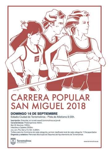 Carrera Popular Feria de San Miguel
