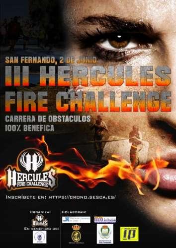 III Hercules Fire Challenge