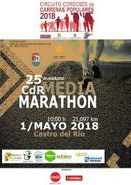 XXV Media Maratón Guadajoz Castro del Río
