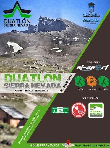 Duatlón Sierra Nevada Premio Monachil
