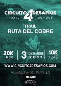 Trail Ruta del Cobre