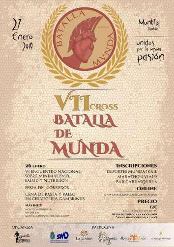 VII Cross Batalla de Munda