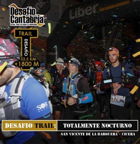 Trail Desafío Cantabria
